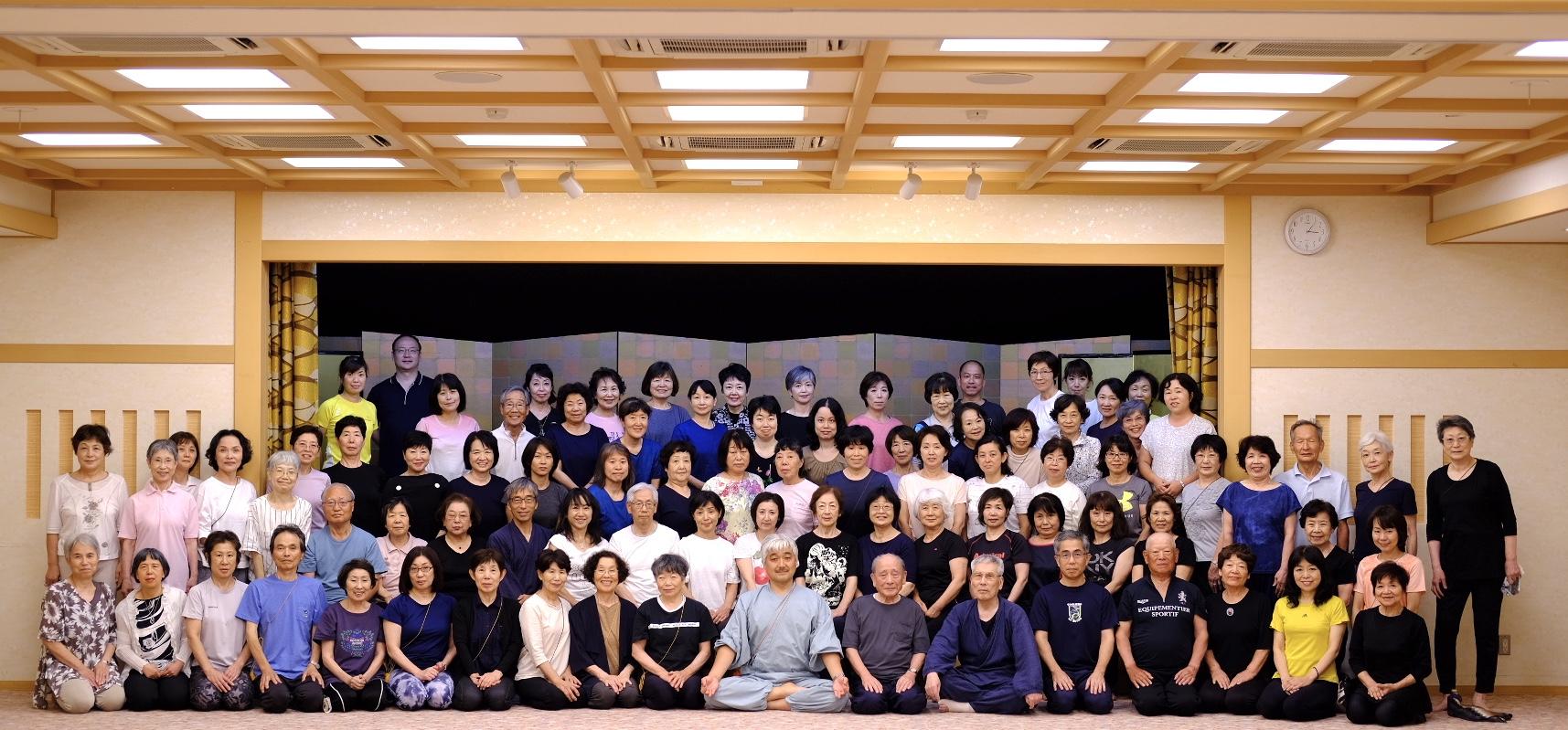 ご報告 | 純日本的ヨーガへのいざない -Invitation to pure Japanese Yoga-
